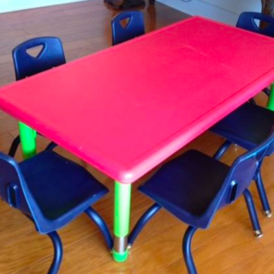Kid Tables and Chairs